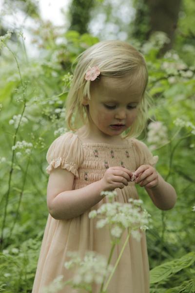 BABY DOROTHY DRESS PINK_0949